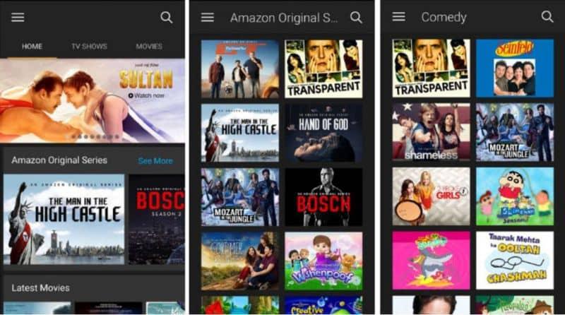 Catálogo de filmes amazônicos
