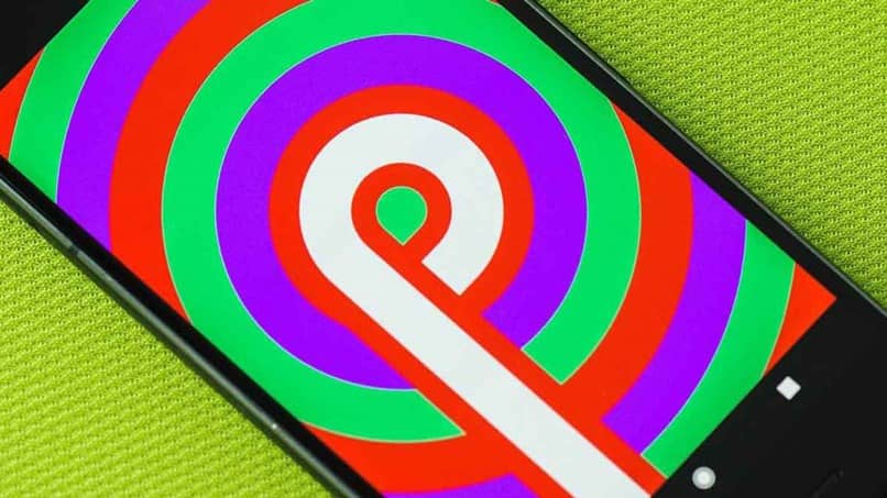 tela colorida android