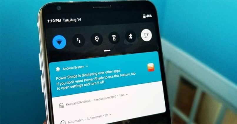 ver notificações do Android
