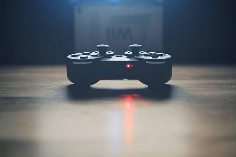 controle do console