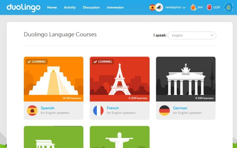 Incubadora oficial Duolingo