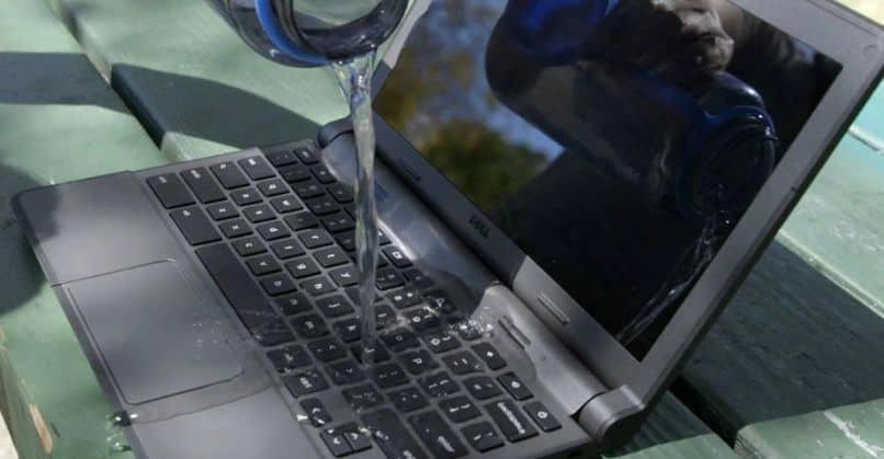 laptop lençol freático