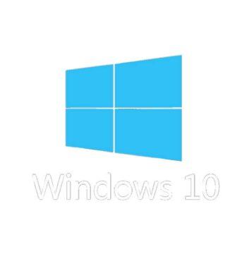 Logotipo Windows 10