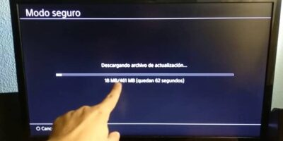 point safe mode ps4