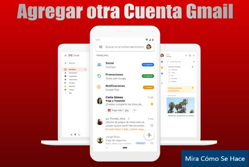 movil tablet app gmail