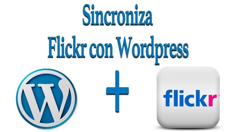 adicione um widget do Flickr em seu site