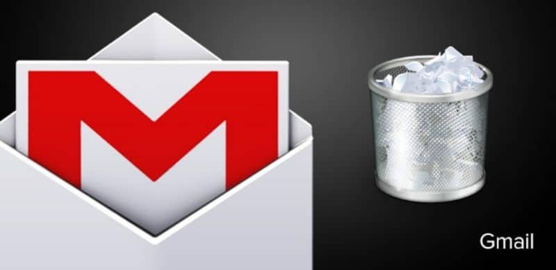 Excluir e-mails do Gmail