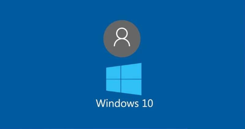 Usuário do Windows 10