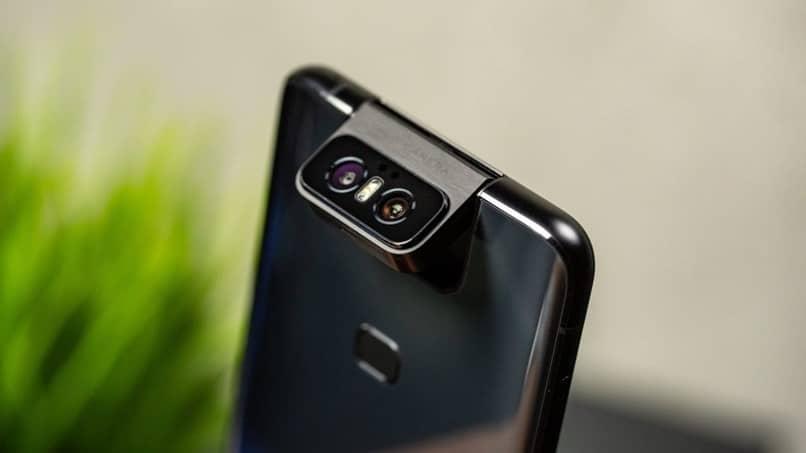 câmeras móveis android