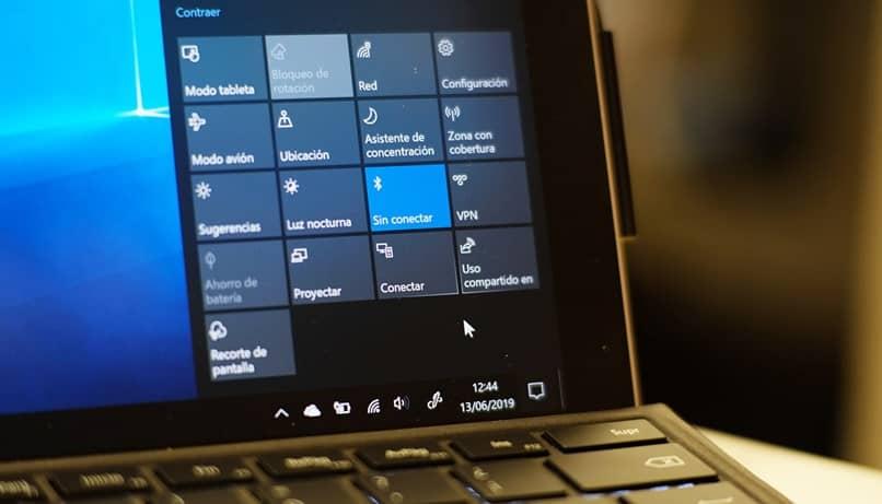 conexões pc windows