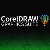 recortar el fondo de una imagen usando el efecto lente de CorelDRAW