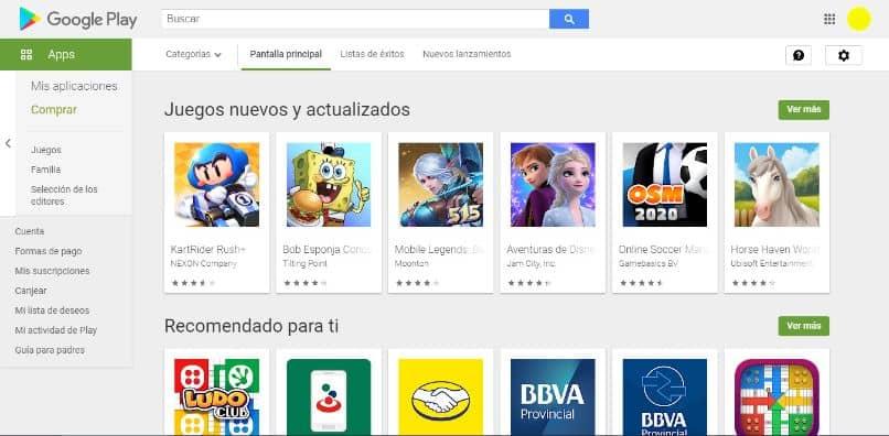 download de aplicativos da google play store