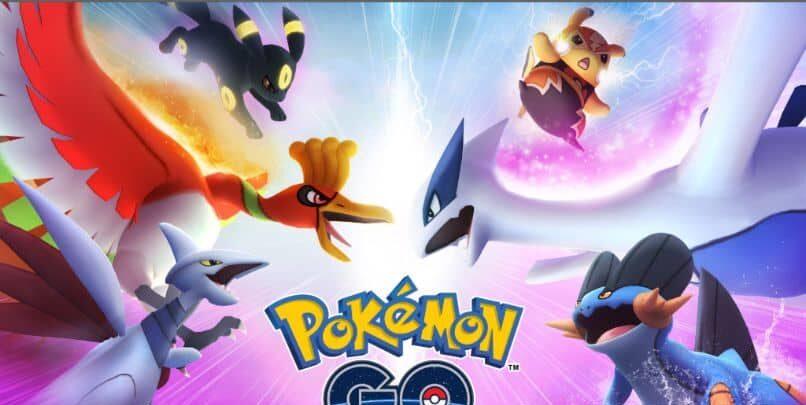 jogo pokemon go pokemons fundo azul roxo