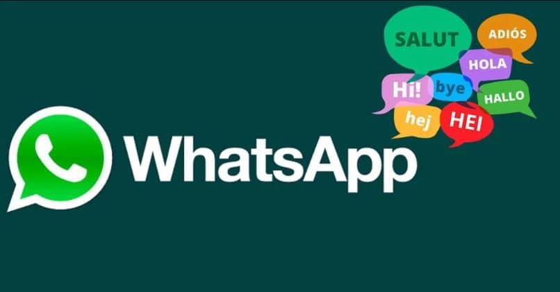 logo whatsapp bolha comentários fundo azul