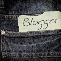 Blogger entre espaços esquecidos