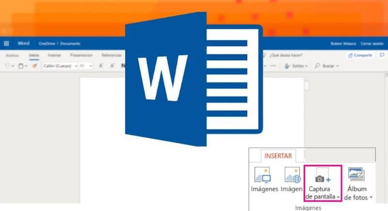 Captura de tela do documento do Word