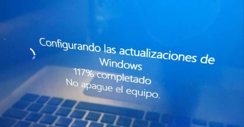 Configurando atualizações do Windows