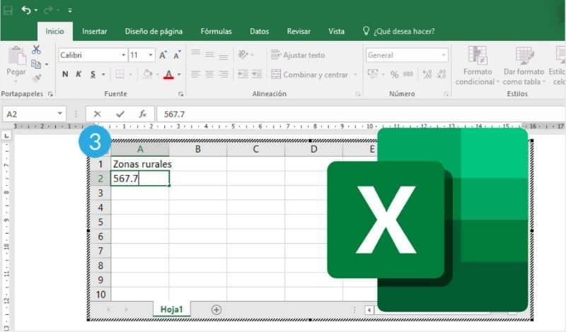 Planilha do Microsoft Excel
