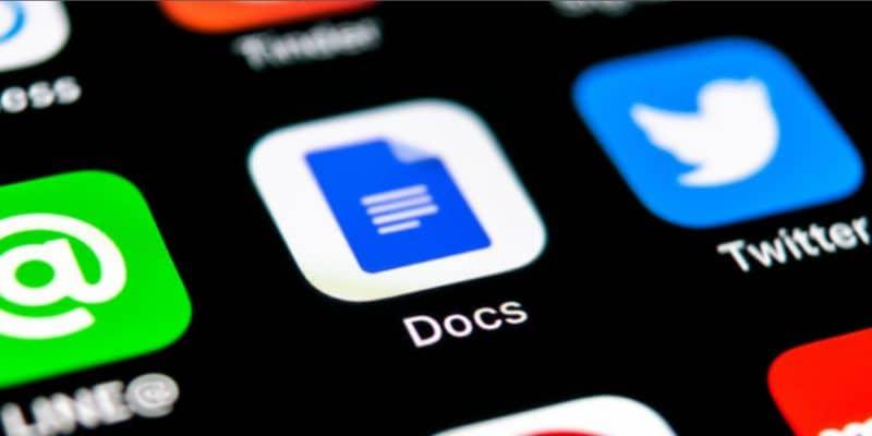 Icono Google Docs