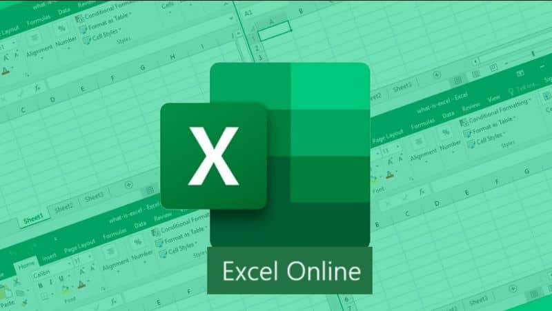 Logo Excel online
