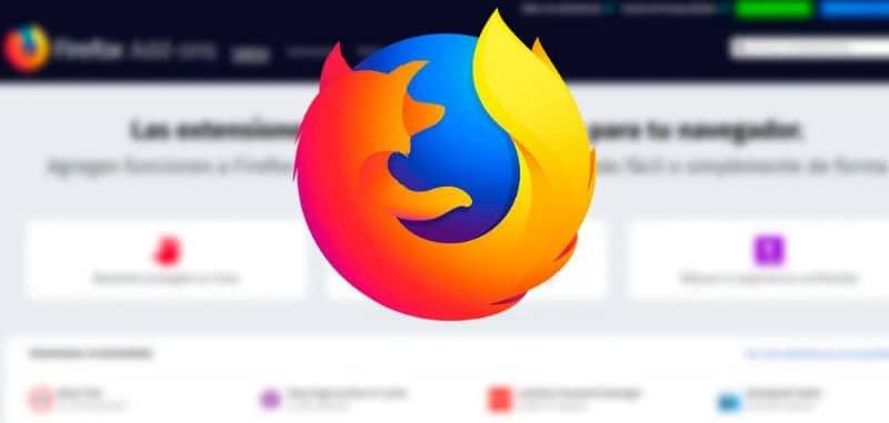 Logo Firefox pantalla PC