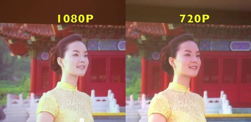 Melhorar a qualidade da imagem do vídeo