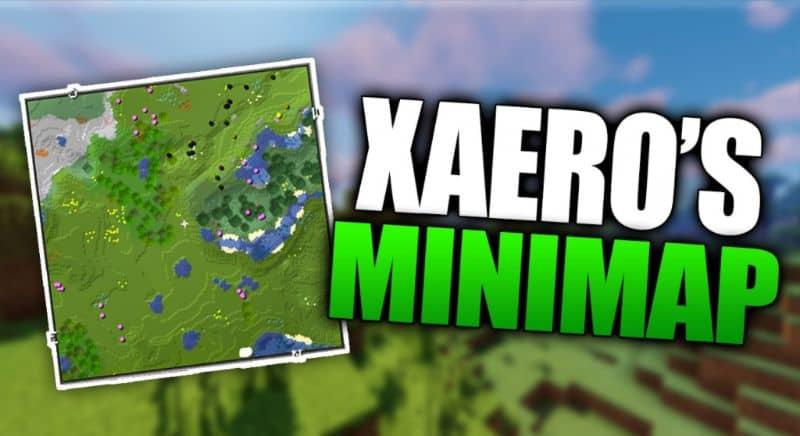 Xaeros Minimap Minecraft