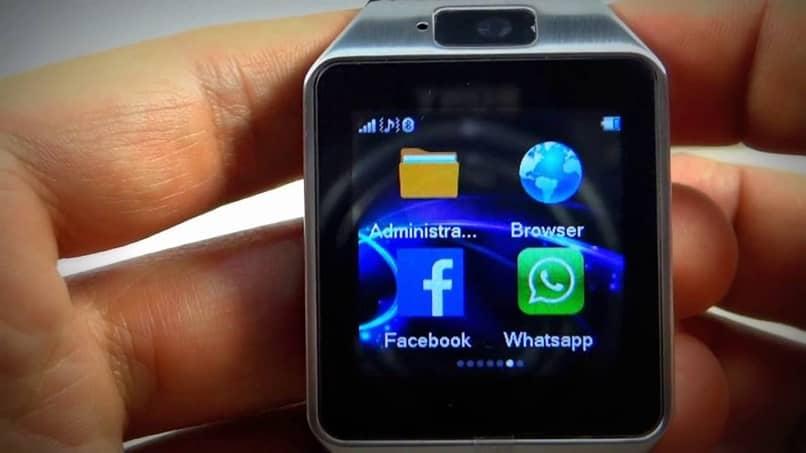 configurar app smartwatch