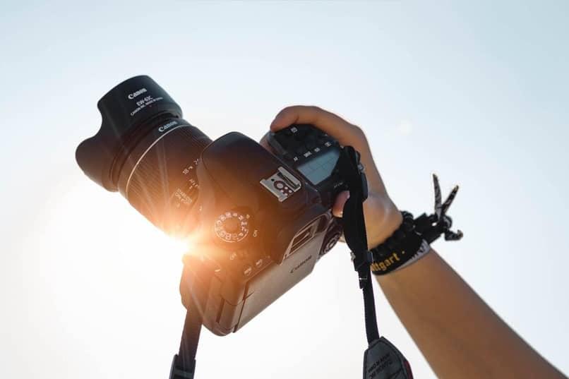 capturar câmera do céu