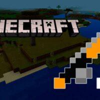 atração encantamento no Minecraft