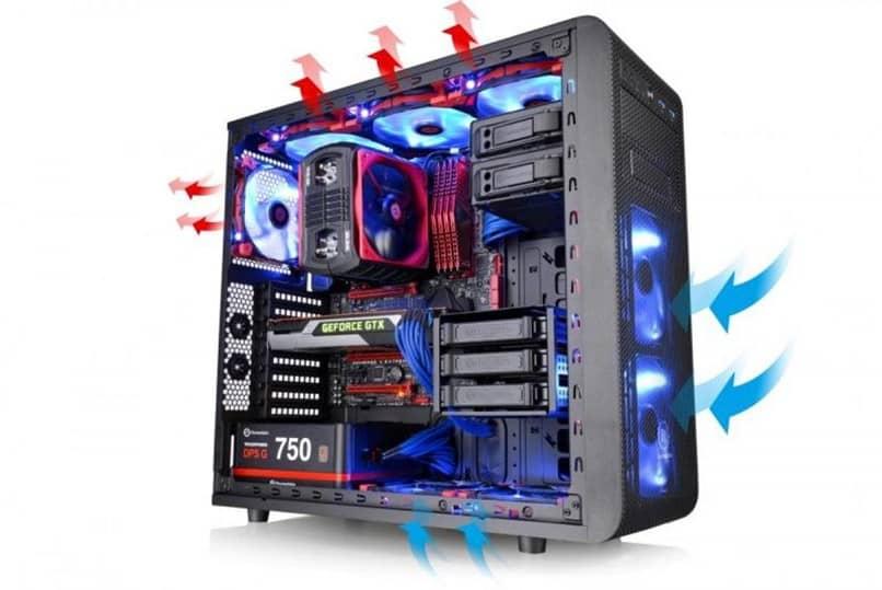 temperatura da CPU