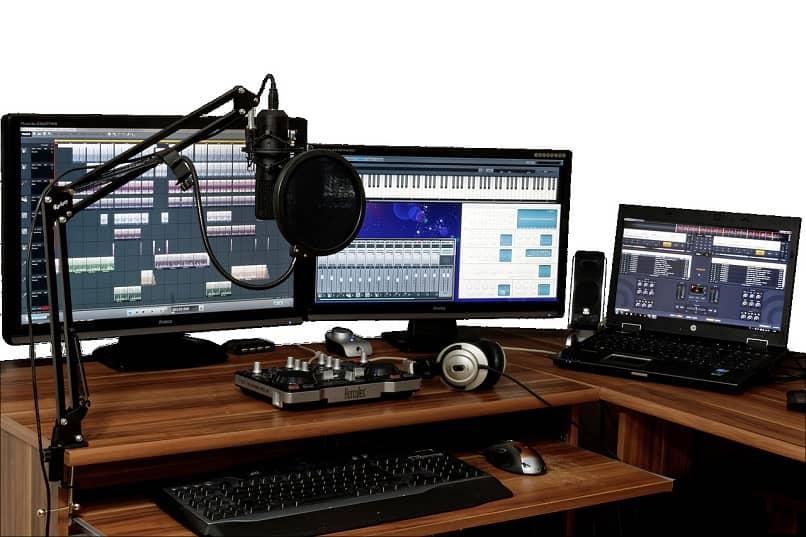 Exportando áudios