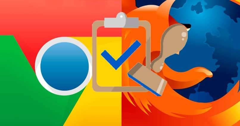 análise do navegador da web