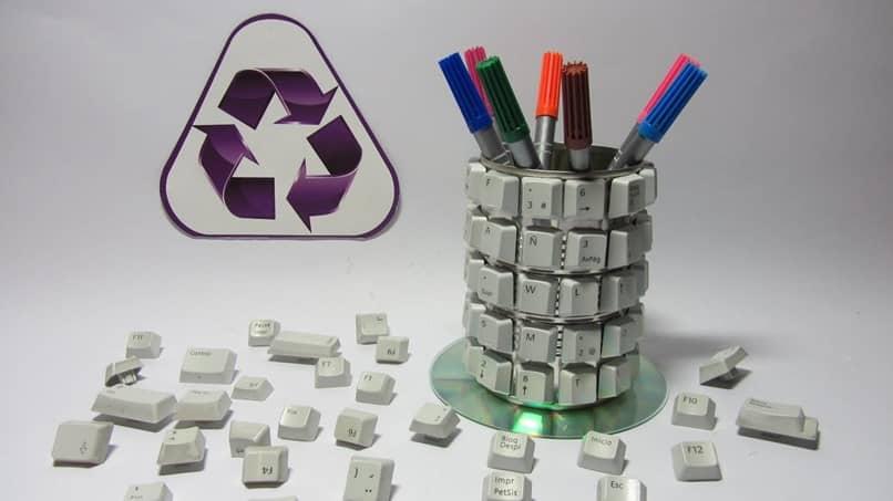 reciclar peças de pc