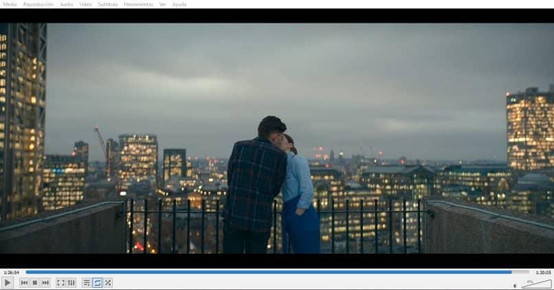 Use um vídeo como papel de parede com VLC