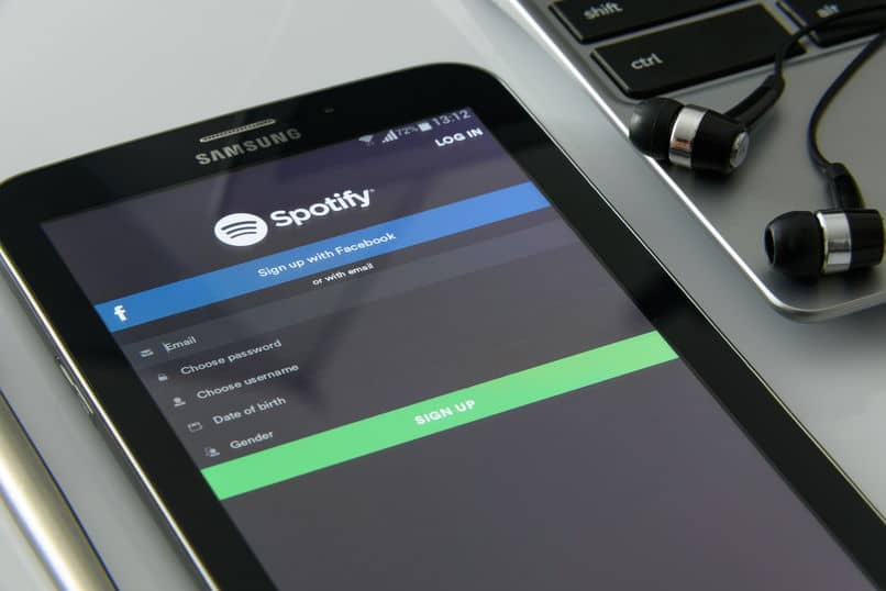 usar Spotify