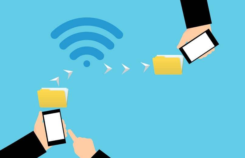 la conexion Wi-Fi