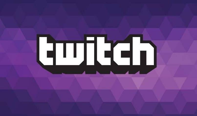 twitch logo morado