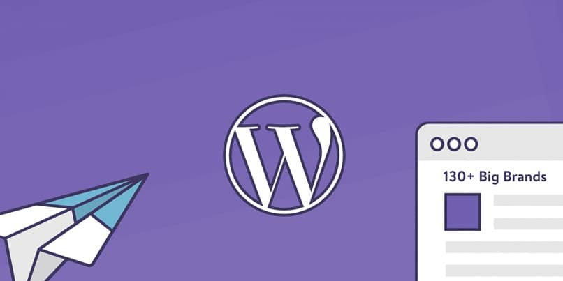 wordpress portada morada
