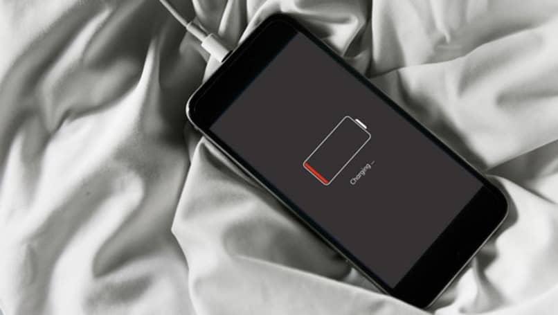 bateria fraca do celular