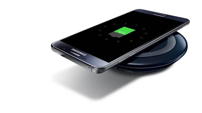 Bateria Samsung carregada