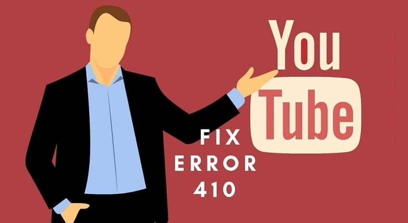 corrigir erro no youtube