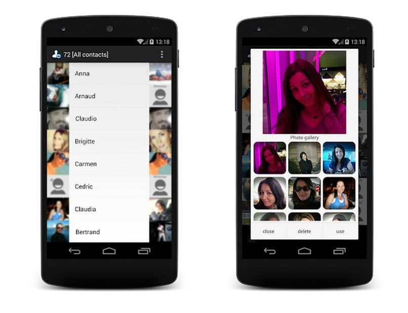 fotos pessoas whatsapp mobile